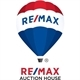 Re/max Auction House Logo