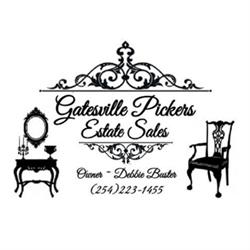 Gatesville Pickers Estate Sales Logo