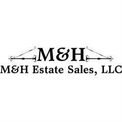 M And H Estate Sales LLC Logo