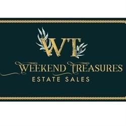 Weekend Treasures Estate Sales Logo
