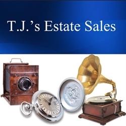 Tj Estate Sales Logo