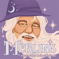 Merlin's Estates And Liquidations Logo