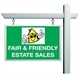 Fair And Friendly Estate Sales Logo