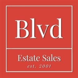 Blvd Estate Sales Logo