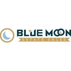 Blue Moon Estate Sales Logo