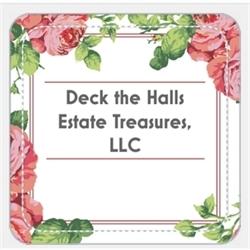Deck The Halls Estate Treasures LLC Logo
