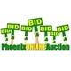 Phoenix Online Auction Logo