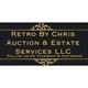 Retro By Chris Auction & Estate Services Logo