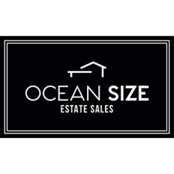 Ocean Size Estate Sales Logo
