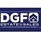 DGF Estate Sales Logo