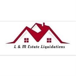 L & M Estate Liquidations Logo