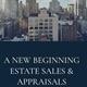 A New Beginning Estate Sales And Appraisals Logo
