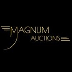 Magnum Auctions, LLC Logo