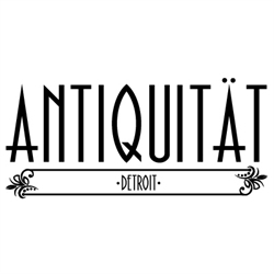 Antiquitat Detroit Logo