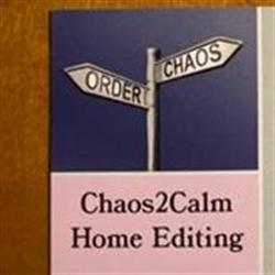 Chaos2calm Home Editing Logo