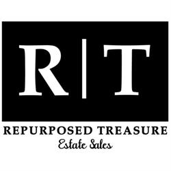 Repuposed Treasure Estate Sales Logo
