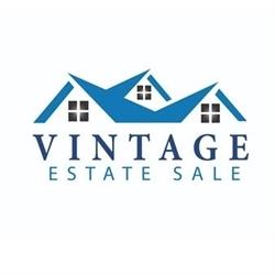 Vintage Estate Sale Logo