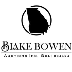 Blake Bowen Auctions Inc. Logo