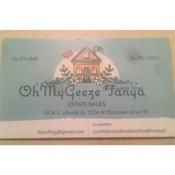 Oh My Geeze Tanya