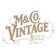 M&co. Vintage Logo