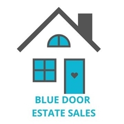 Blue Door Estate Sales Logo