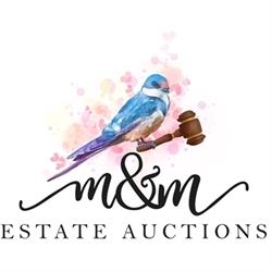 M&M Estate Auctions Logo