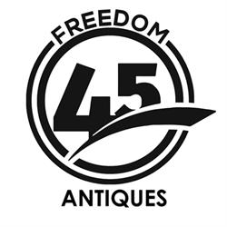 Freedom 45 Antiques Logo