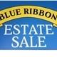 Blue Ribbon Estate Sales Logo