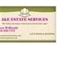 J&E Estate Sale Services Logo