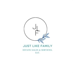 Just Like Family Estate Sales And Services, LLC Logo