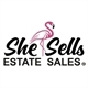 She Sells Estate Sales, LLC Logo