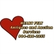 Heart Felt Antiques & Auction Services Logo