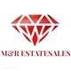 M&r Estate Sales Logo