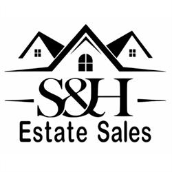 S&H Estate Sales Logo