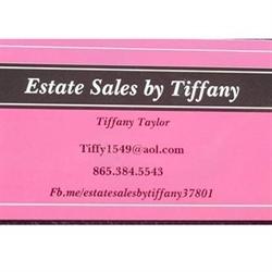Estate Sales By Tiffany