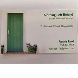 Nothing Left Behind Estate Sales