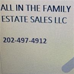 All In The Family Estate Sales