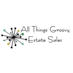 All Things Groovy Estate Sales Logo