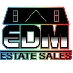 EDM Estate Sales Logo