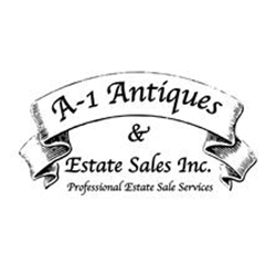 A1 Antiques Logo