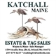 Katchall Estate & Tag Sales Logo