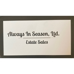 Always In Season Ltd Logo