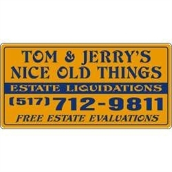 Tom-n-Jerry's Nice Old Things Logo