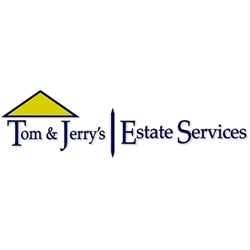 Tom and Jerry's Estate Services Logo