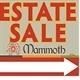 Mammoth Estate Sales Logo