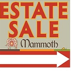 Mammoth Estate Sales Logo