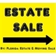Florida Estate & Moving Sales Logo