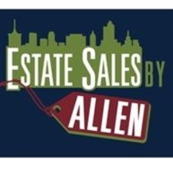 Estate Sales by Allen Logo