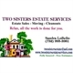 Two Sisters Estate Services Logo