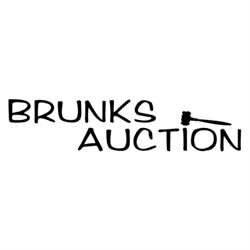 Auction Ron Brunk Inc. Logo